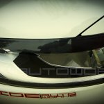 Headlamp of the VW Polo modified by IDE Autoworks