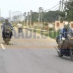 Hero-EBR Sportsbike spied in India