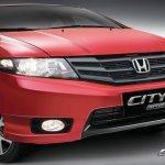 Honda City Sports front