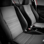 Honda City Sports seats