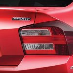 Honda City Sports taillight