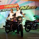 Honda Dream Neo launched in Mumbai