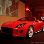 Jaguar F-Type front three quarter