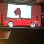 Jaguar F-Type launched in India side view