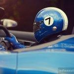 Jaguar Project 7 driver