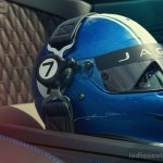 Jaguar Project 7 helmet holder