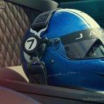 Jaguar Project 7 helmet holder