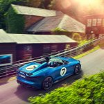 Jaguar Project 7 right three quarters