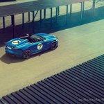 Jaguar Project 7 top right