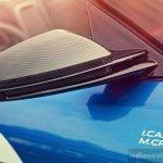 Jaguar Project 7 wing mirrors