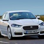 Jaguar Q-Type rendering