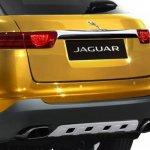 Jaguar Q-Type XQ-Type SUV taillight