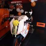 KTM RC8 in Chennai outlet