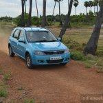 Mahindra Verito Vibe ABS brakes