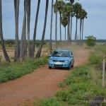 Mahindra Verito Vibe acceleration