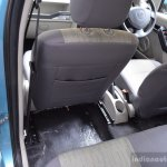 Mahindra Verito Vibe rear seat legroom