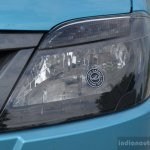Mahindra Verito Vibe smoked headlights