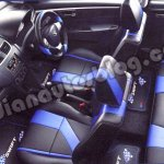 Maruti Swift RS interiors