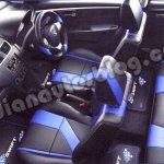 Maruti Swift RS interiors