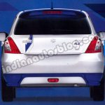 Maruti Swift RS rear