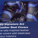 Maruti Swift RS seats