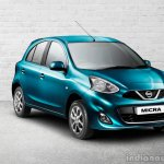 Nissan Micra Active Front