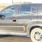 New Fiat Uno facelift spied side