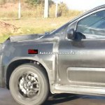 New Fiat Uno facelift spied