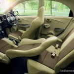 New Honda Brio facelift interiors