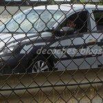 Nissan C Segment hatchback VW Golf Rival front