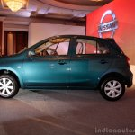 Nissan Micra Active side profile
