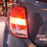 Nissan Micra Active taillight