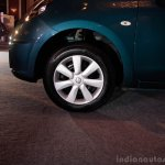 Nissan Micra Active wheels