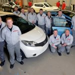 Nissan Note to be built in UK