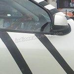 Nissan Terrano spied aircon vents