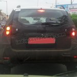 Nissan Terrano spied rear