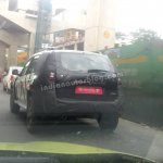 Nissan Terrano spied testing