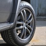 Renault Dacia Duster Black Edition 18-inch alloy wheels