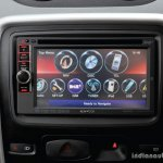 Renault Dacia Duster Black Edition Kenwood GPS