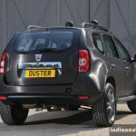 Renault Dacia Duster Black Edition rear