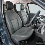 Renault Dacia Duster Black Edition seats