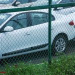 Renault Fluence facelift spotted in stock yard