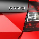 Skoda Rapid RS teaser possibly