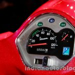 Speedometer of the Vespa VX 125