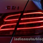 Taillight of the 2014 Mercedes E Class
