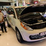 Tata Aria showcased in Surabaya Indonesia