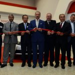 Turkish Minister of Economy-Zafer Caglayan Turkish Minister of Industry and Technology - Nihat Ergun Toyota Chairman Takeshi Uchiyamada Executive Vice President Toyota Motor Europe - Takeshi Numa and Toyota Turkey President and CEO-Orhan Ozer