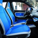 VW Taigun front seats