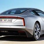 VW XR1 rear