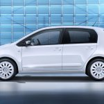 VW up! Five door